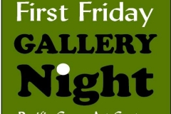 PGAC 1st Friday